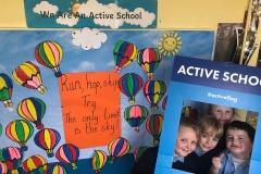 Active Schools Slogan unveiling