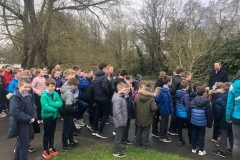 Active School/Operation Transformation Town Park Run 2019