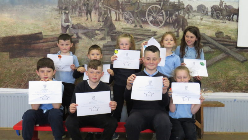 Star of the Week 10th May