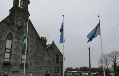 Raising of Flags
